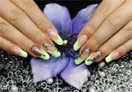 Nailart Anleitung mit UV Polish Gel